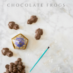 It's easier than you think to make Harry Potter chocolate frogs and packaging. Here's how.