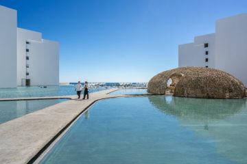 Mar Adentro is a luxury boutique hotel in San Jose del Cabo that is available to THIRDHOME members.