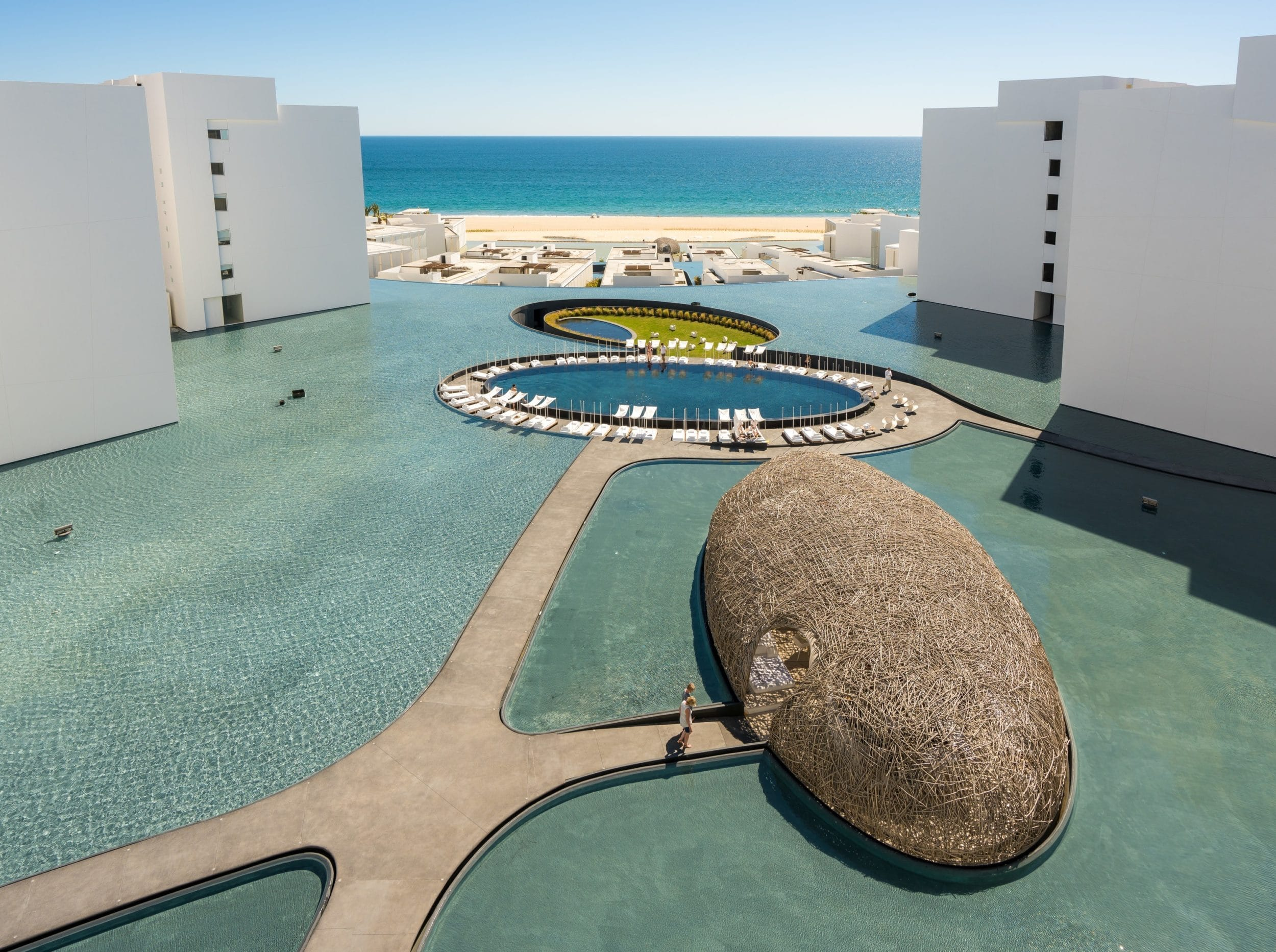 Mar Adentro Los Cabos is a stunning boutique hotel with residences that THIRDHOME members can use.