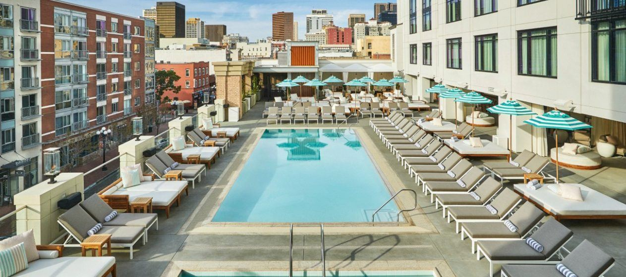Downtown San Go Hotels