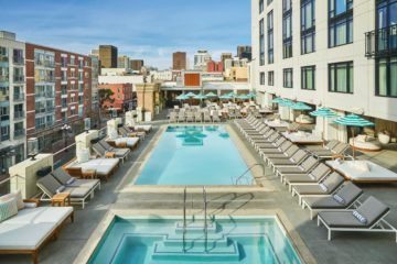 The new Pendry San Diego is already one of downtown San Diego's best hotels.