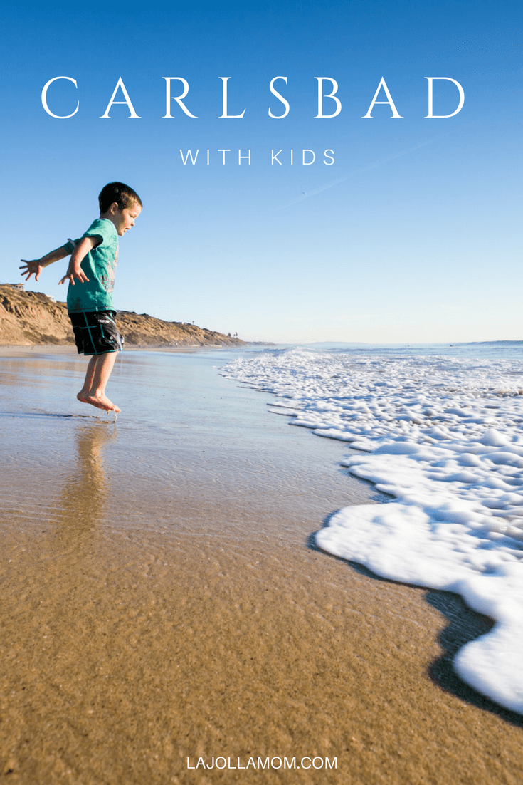 This is why your kids will love making Carlsbad, California part of your San Diego vacation.