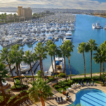 A list of the best San Diego airport hotels for a quick stay before traveling or a base for an entire San Diego vacation.