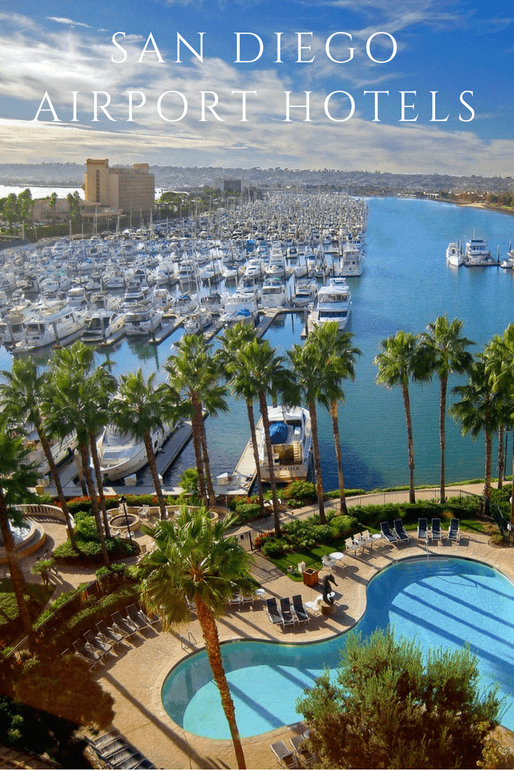 Hotels Near San Diego Airport With Free Airport Shuttle