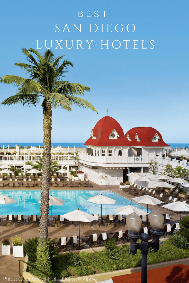 La Jolla Luxury Hotels