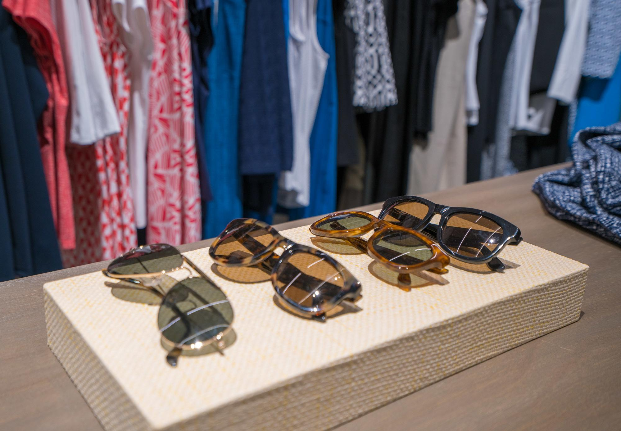 Polarized sunglasses at J.McLaughlin