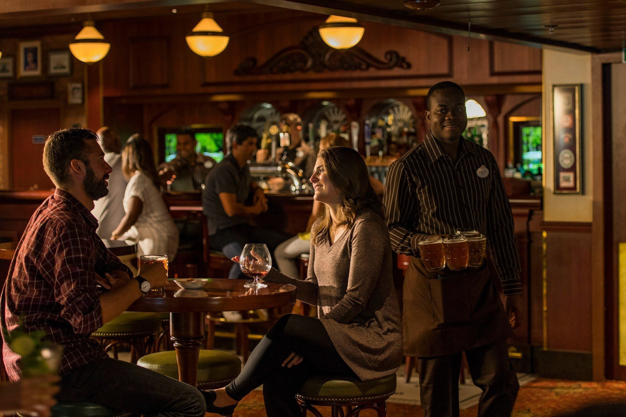 San Diego Disney Cruises provide adults with plenty of alone time.