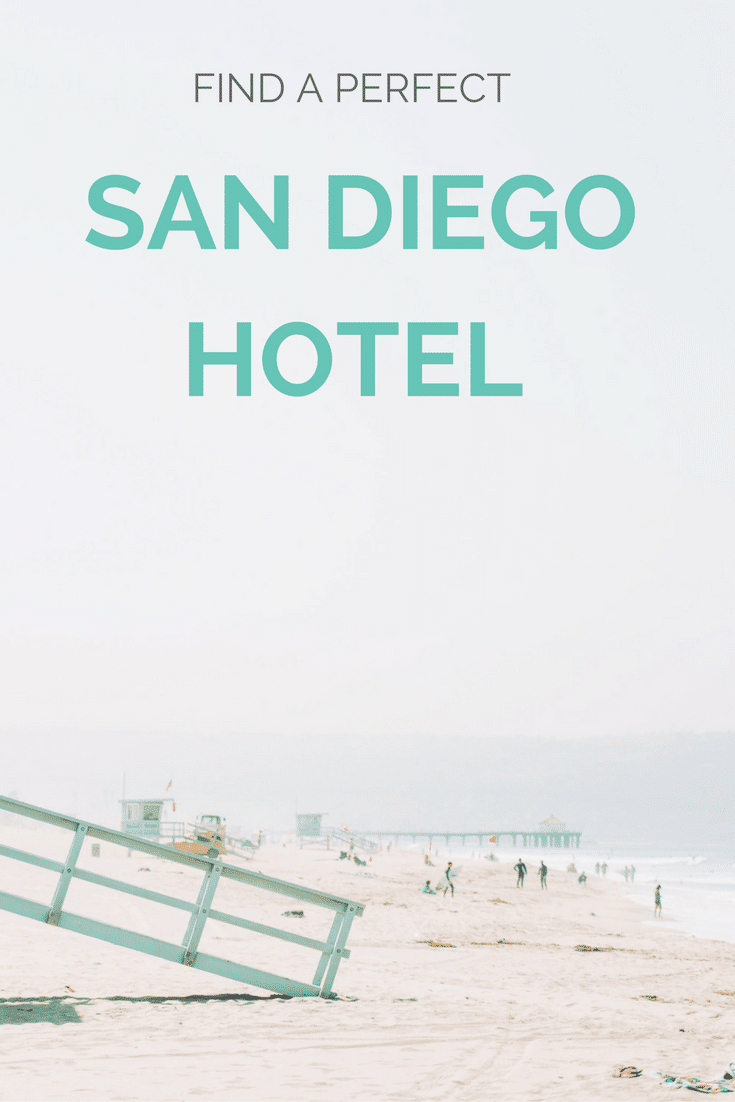 I can help you find and book the perfect San Diego hotel for your vacation, often with exclusive amenities. Here's how.