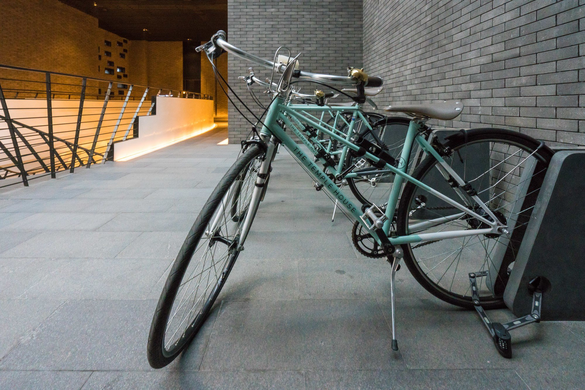 Guest of The Temple House in Chengdu can use the hotel's complimentary bikes.