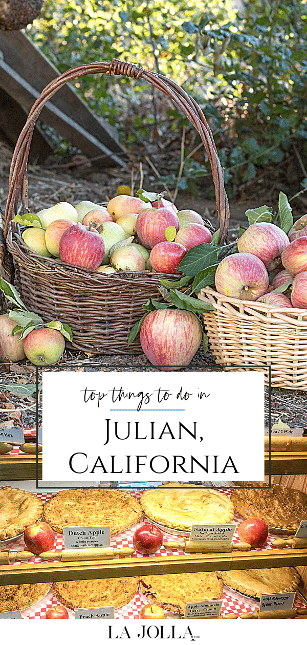 Guide: What to Do in Julian, Ca (Camping, Restaurants ...
