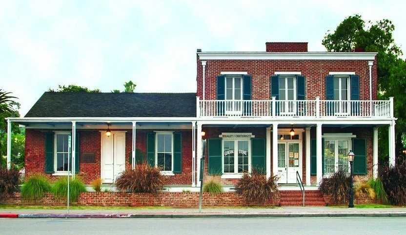 The Whaley House Museum is a must-visit in Old Town San Diego.