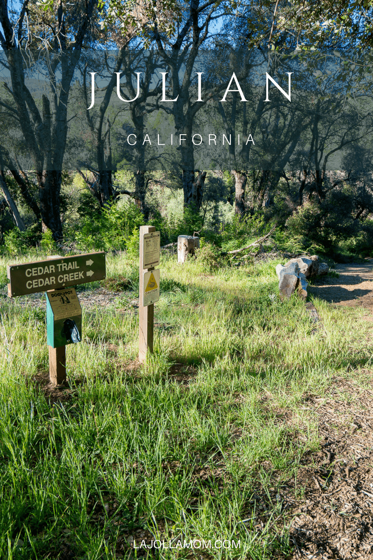 Find out the best things to do in Julian, Ca a popular day trip from San Diego.