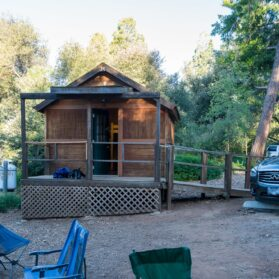 Road Trip: Camping in Julian at William Heise County Park