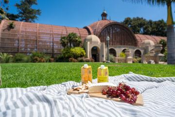 Find out where to picnic in San Diego from Balboa Park to beachside areas.