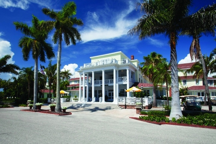 The Gasparilla Inn & Club is a historic hotel that is one of the best in The Beaches of Fort Myers & Sanibel.