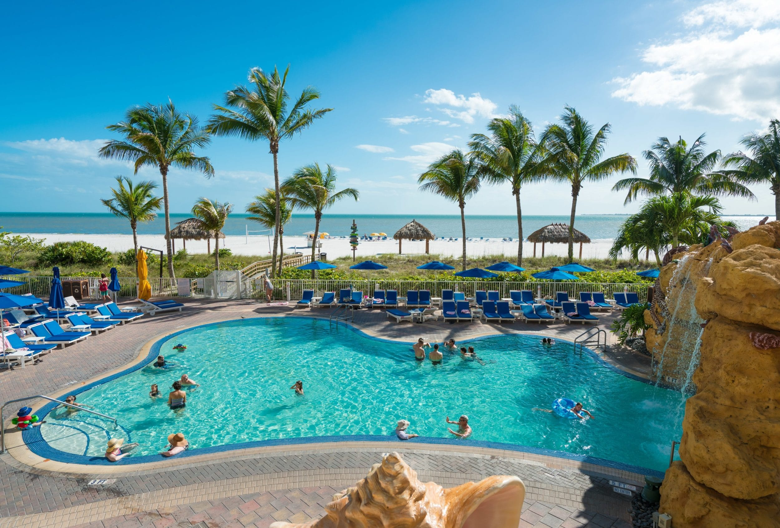 Pink Shell Resort is one of the best hotels in Fort Myers Beach.
