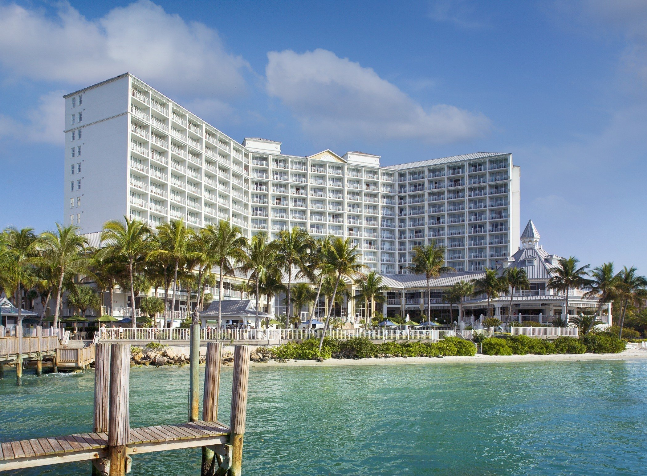 The Sanibel Island Marriott is one of the best hotels in The Beaches of Fort Myers & Sanibel