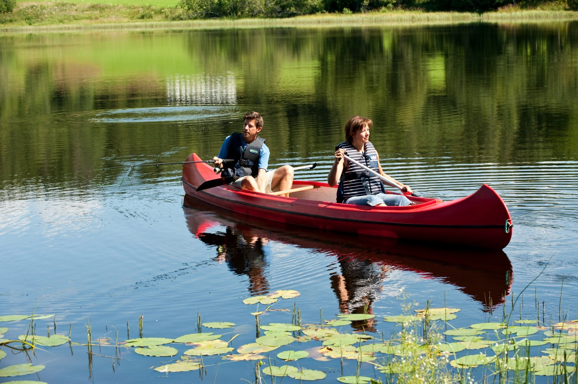 Things to do in Norway's Oslo Region include canoeing and kayaking.