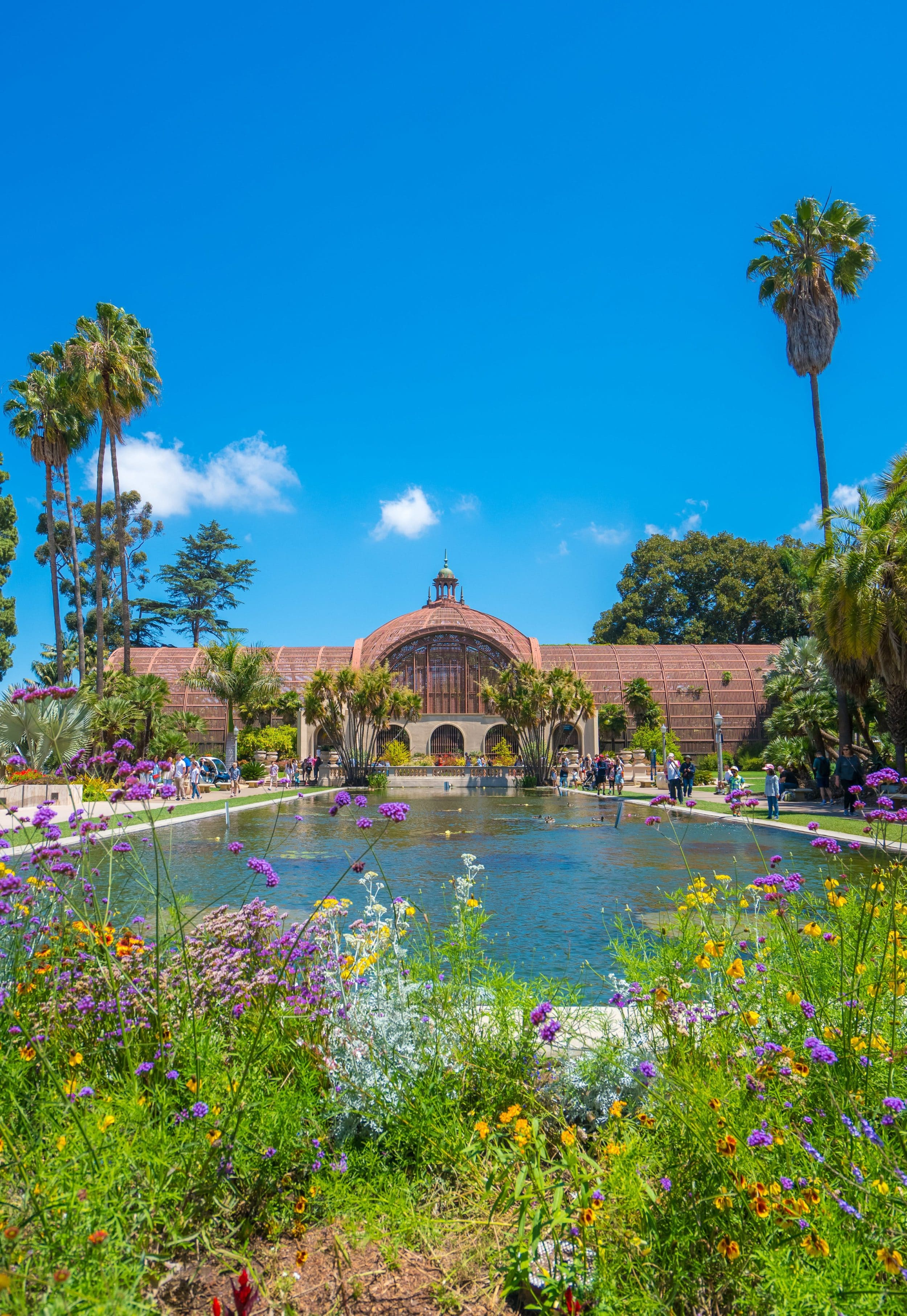 Where to picnic at Balboa Park in San Diego