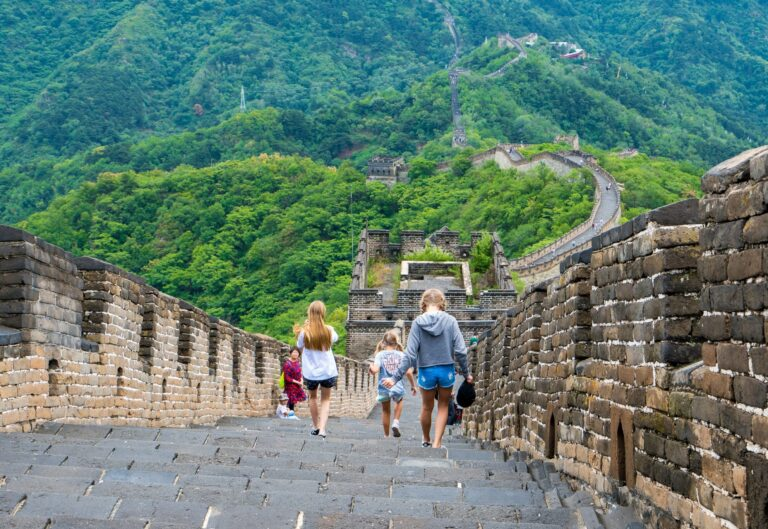 13 Critical Tips for Traveling in China with Children