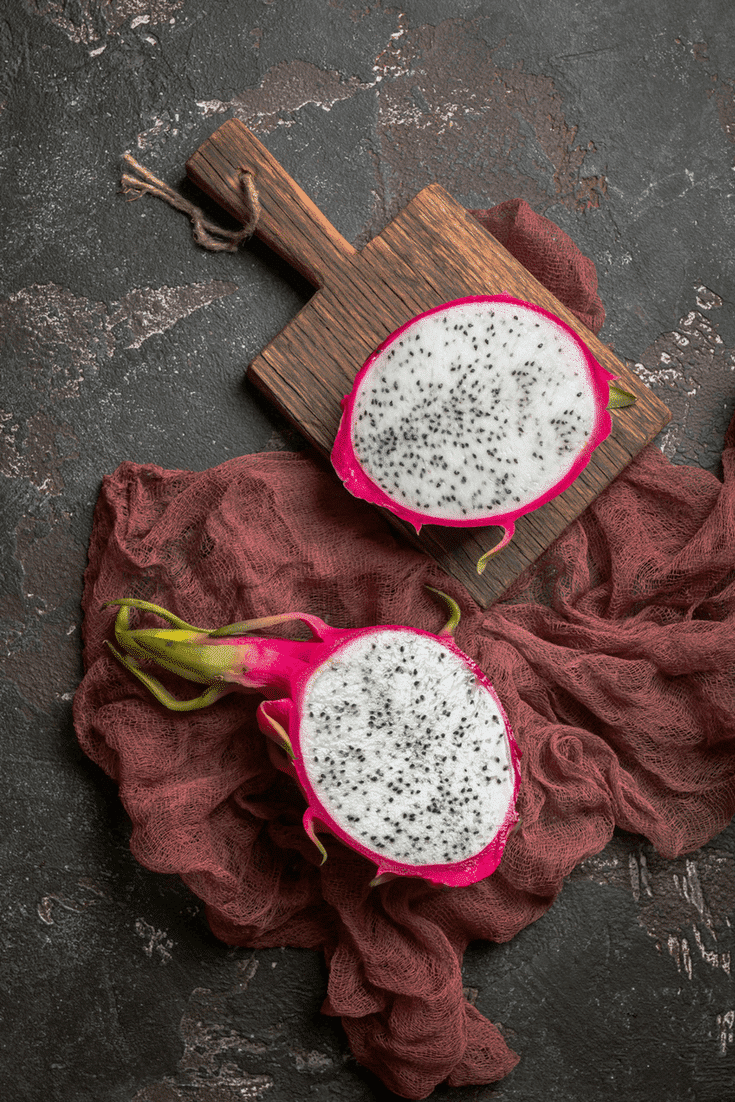 Dragon fruit hails from the Americas but it is incredibly popular in Asia.