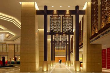 The Hilton Beijing Capital Airport is an excellent choice for a hotel near Beijing airport.