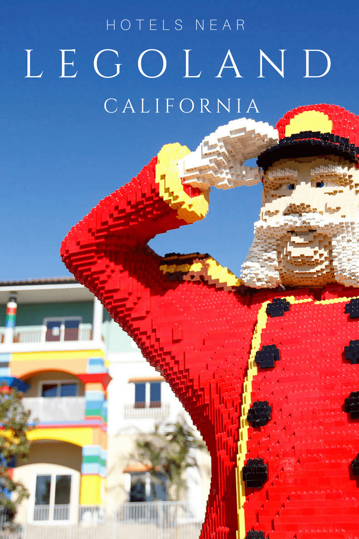 Find the best hotels near LEGOLAND California for your next San Diego family vacation.