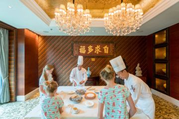 See why The Ritz-Carlton, Beijing is the perfect luxury hotel choice for your next China family vacation (choose a Club Level room).