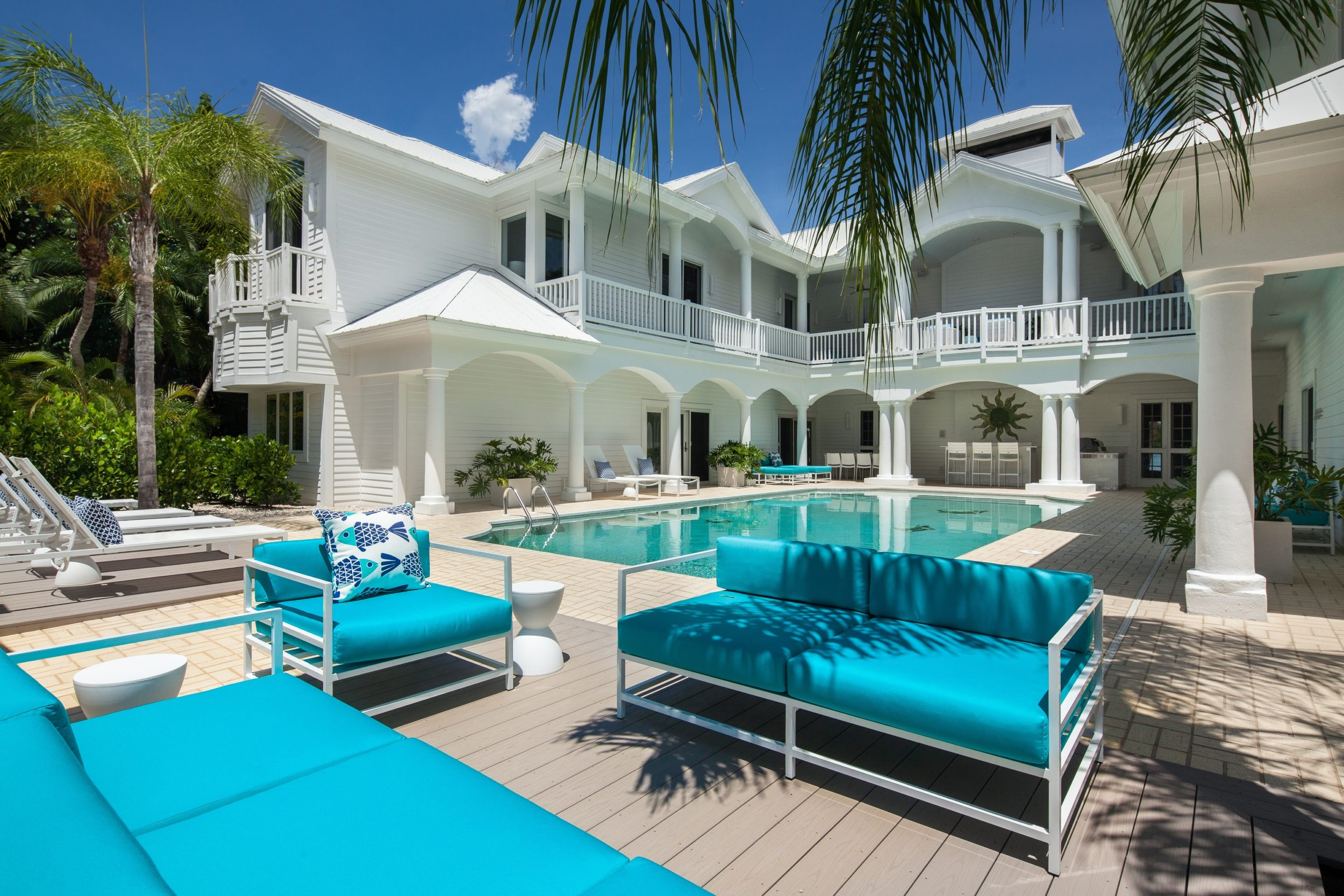 Sea Oats is a gorgeous vacation rental home on Captiva Island