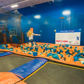 9 Things to Do at Sky Zone San Diego Trampoline Park