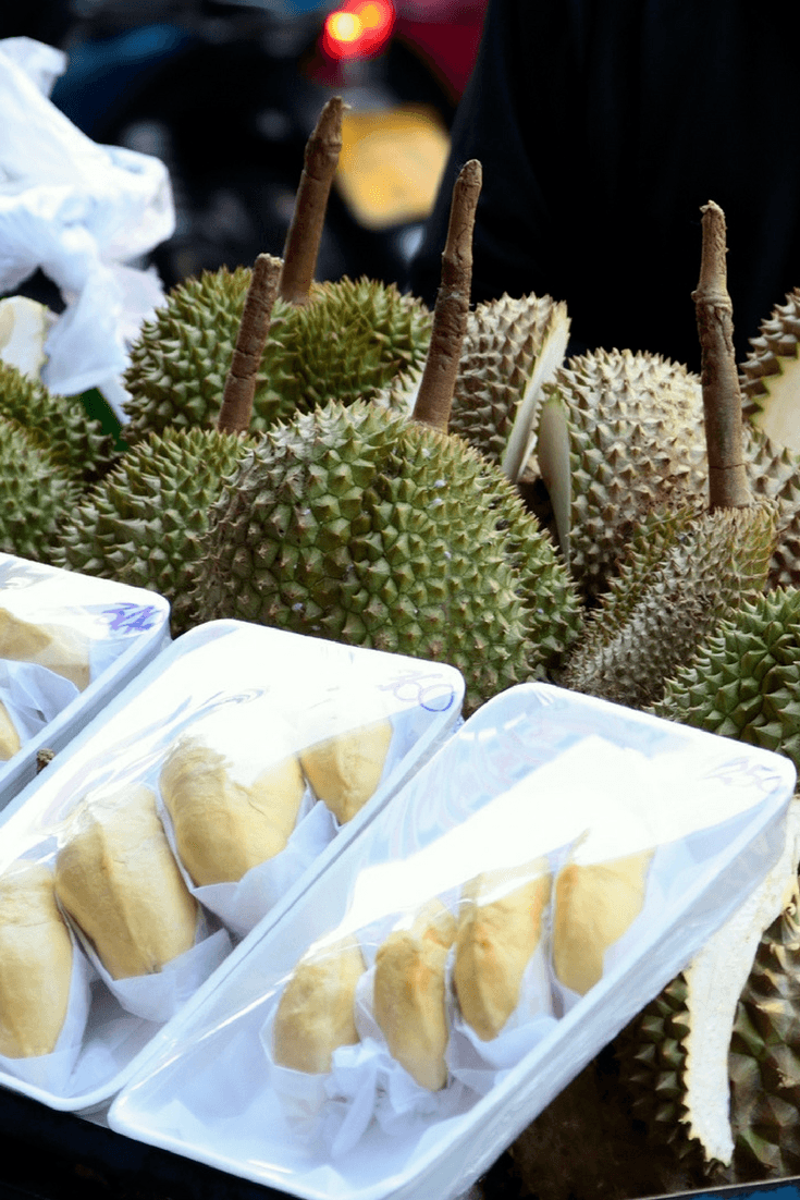 Durian may smell like gym socks but it's a prized (but weird) Asian fruit that people adore.