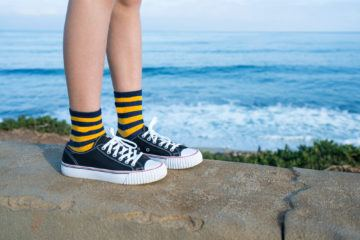 PF Flyers are an American lifestyle shoe for men, women and kids.