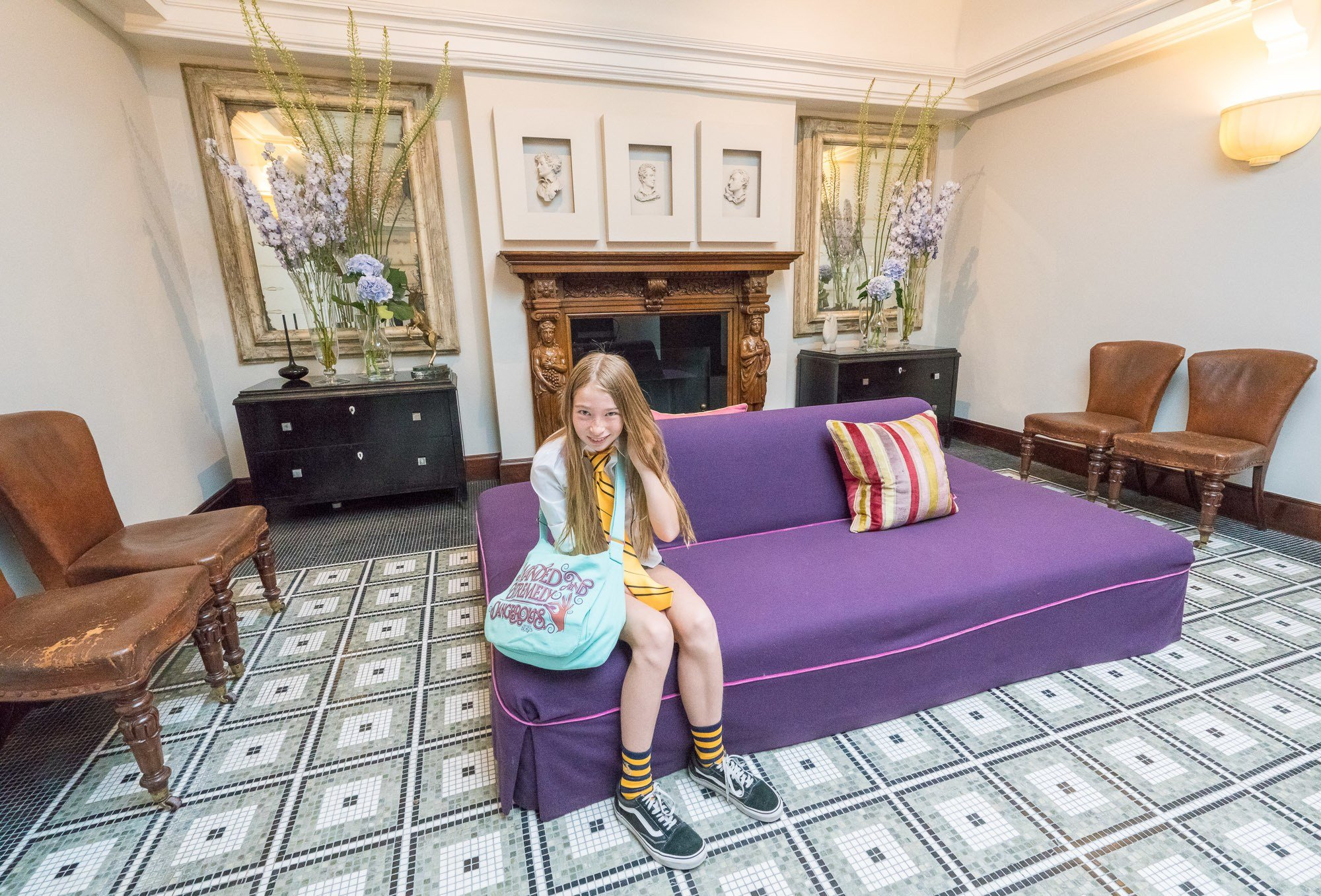 Brown's Hotel is one of London's most family-friendly hotels.