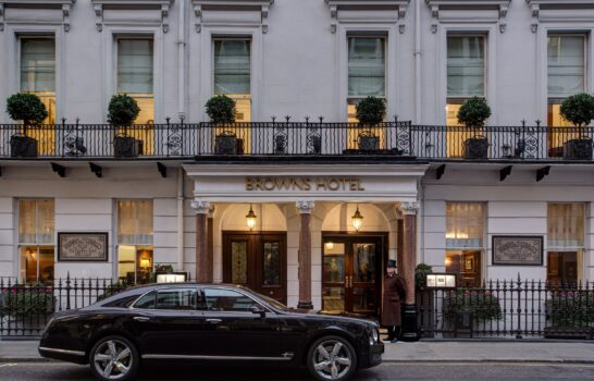 Why Brown's Hotel Is One of London's Most Family-Friendly