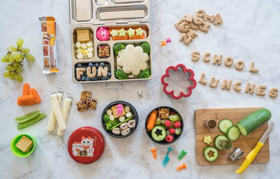 Easy Tips for Packing an Everyday Bento Lunch