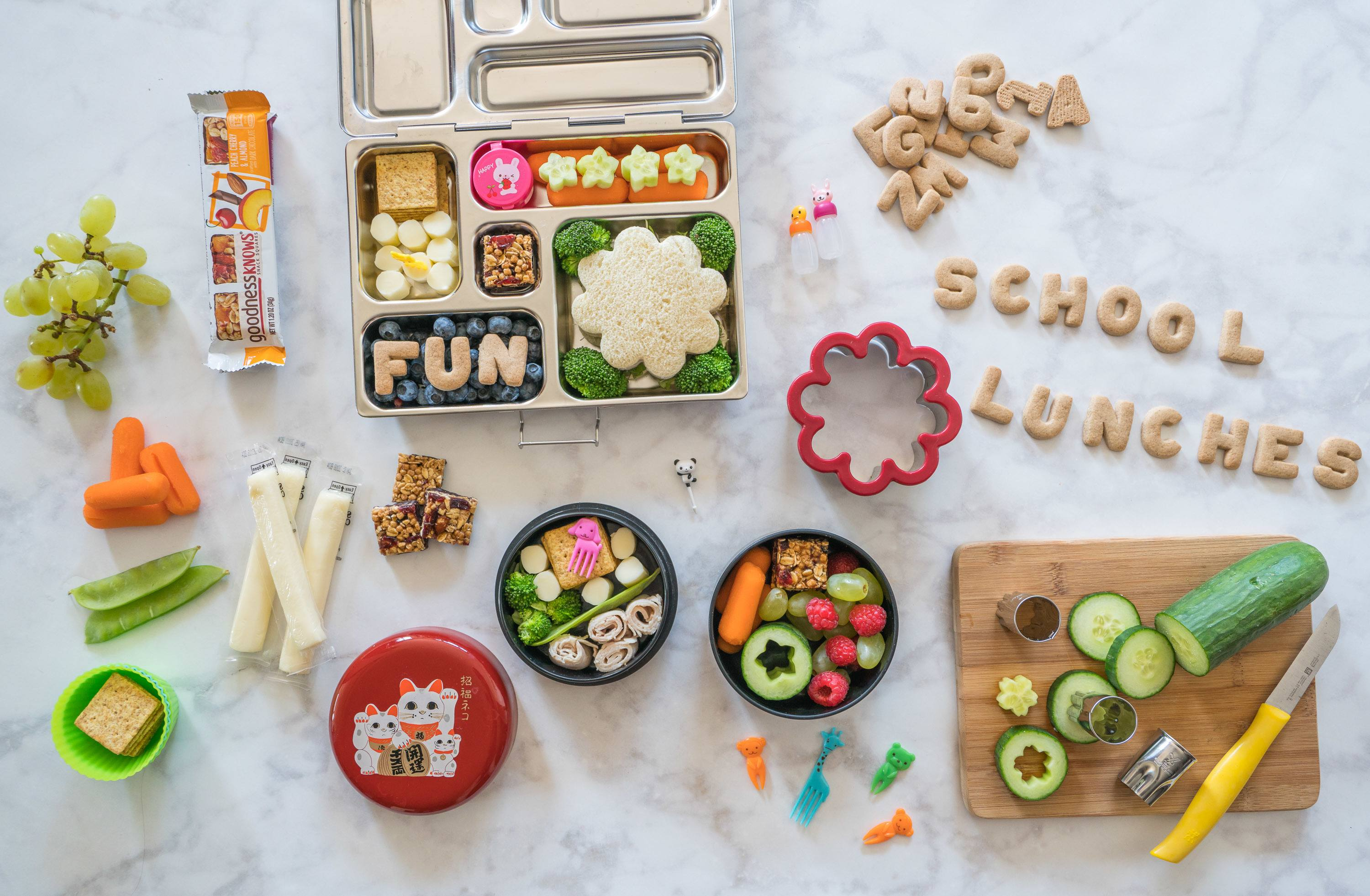 easy tips for packing an everyday bento lunch la jolla mom. Black Bedroom Furniture Sets. Home Design Ideas