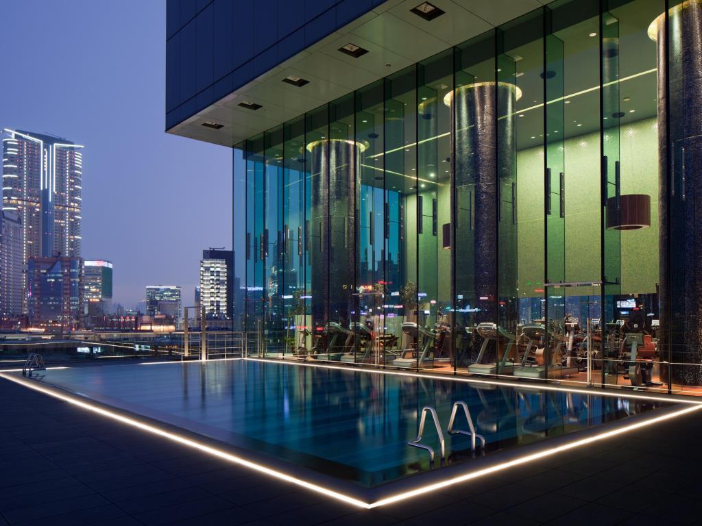 Hotel Icon is one of Hong Kong's best family hotels in Kowloon.