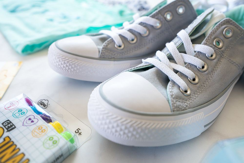 Buy super cute Converse women's shoes for back-to-school at Kohl's.