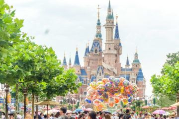 Tips for visiting Shanghai Disneyland in China.