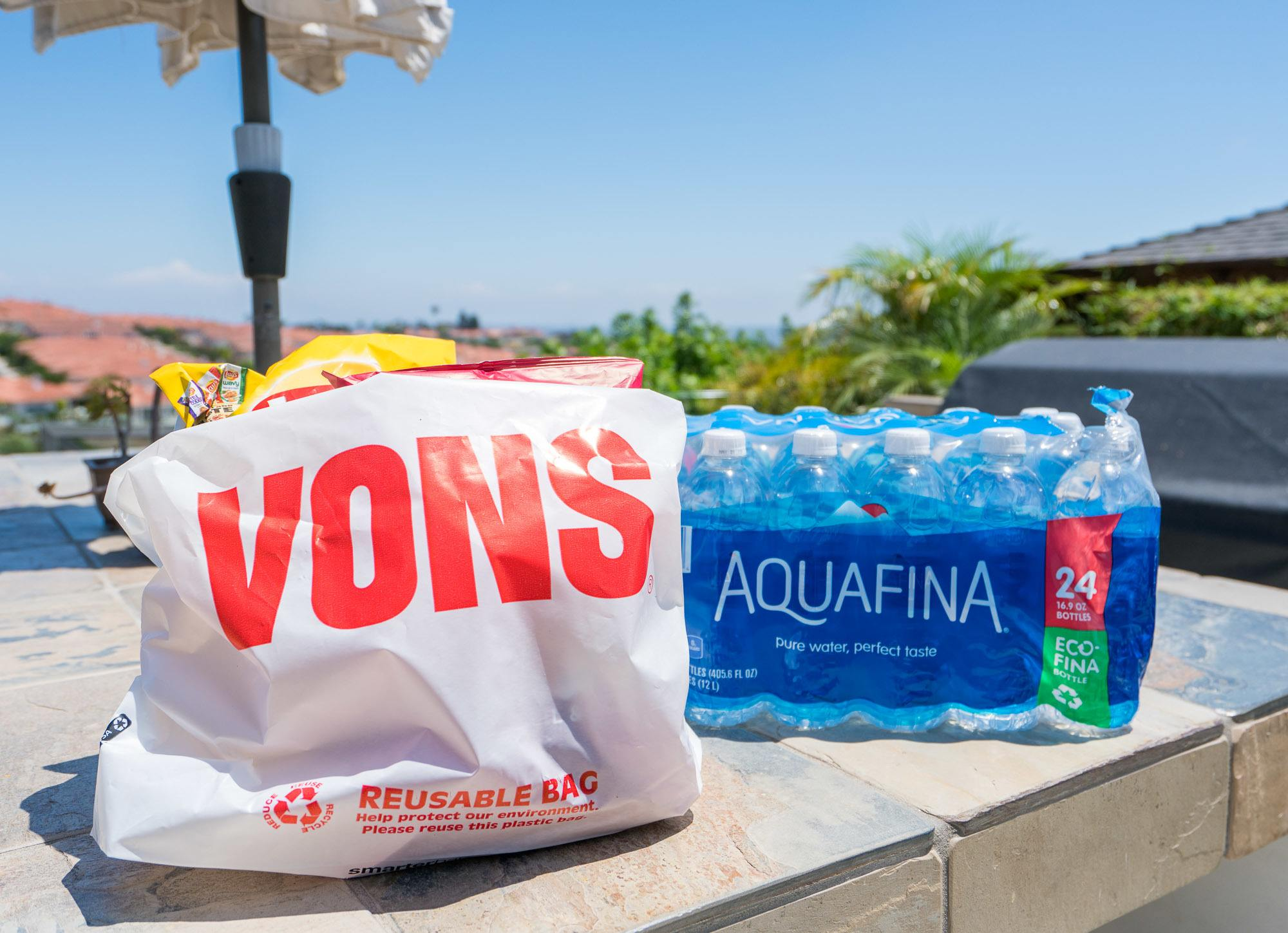 Fuel your summer adventure at VONS with participating products.