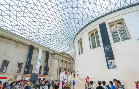 Guide to Visiting the British Museum with Kids