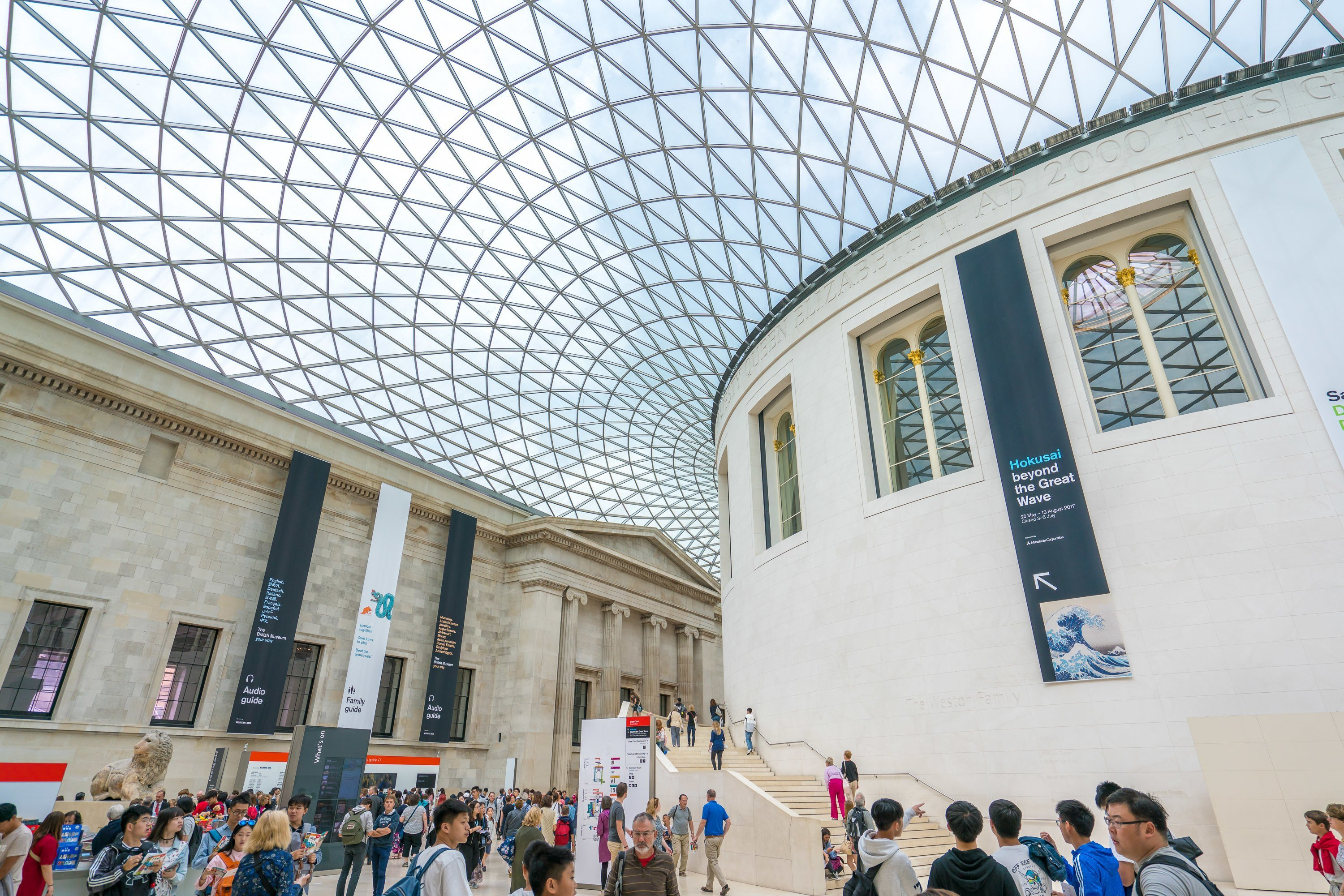 Guide To Visiting The British Museum With Kids La Jolla Mom