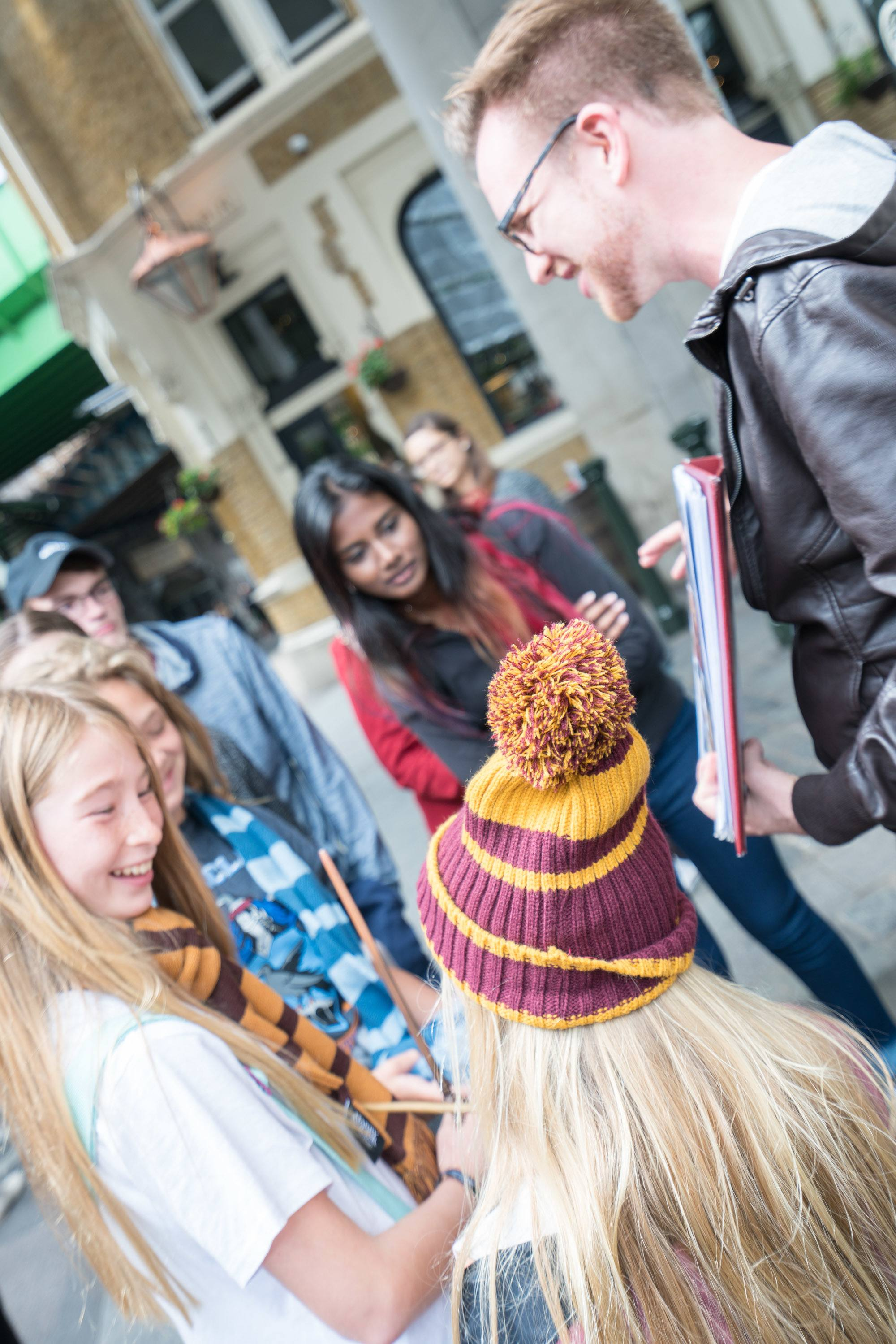 Every Harry Potter fan should take a Tours for Muggles walking tour in London.