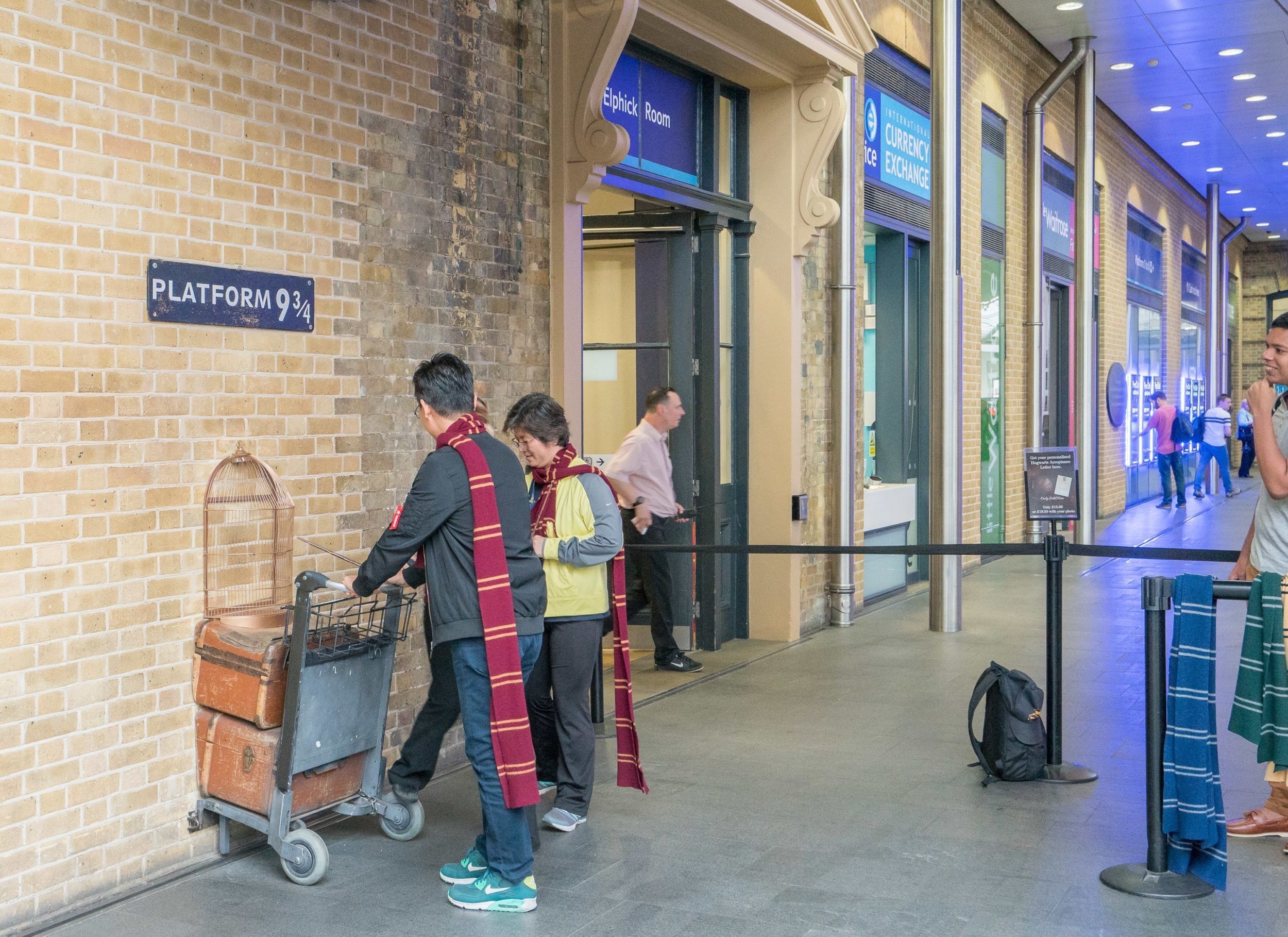 The Ultimate Guide to Planning a Harry Potter London Vacation - La