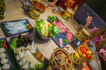 Learn everything you want to know about eating Chinese hot pot including how to make it at home.