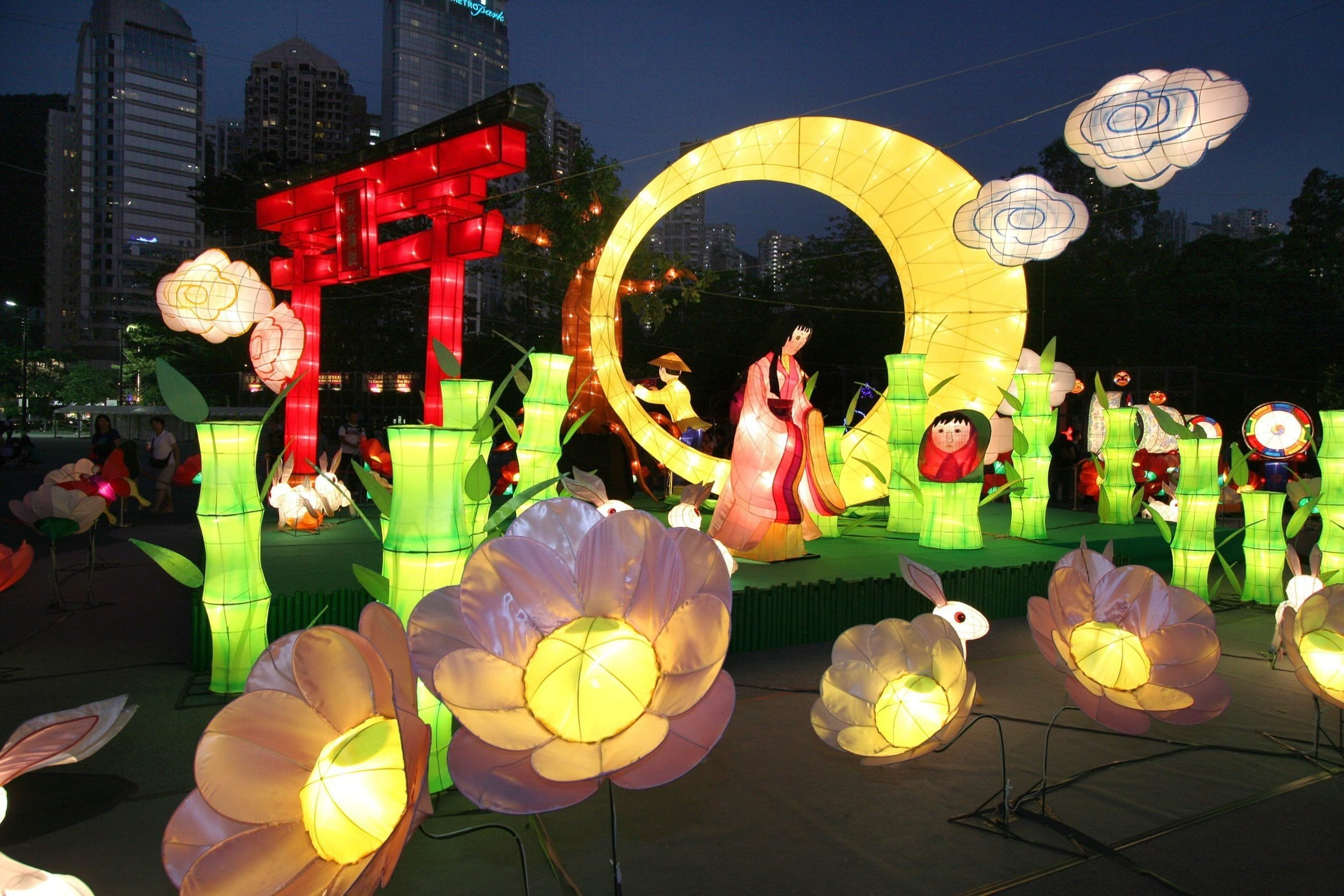 Celebrate Mid-Autumn Festival with Mooncakes & Lanterns - La