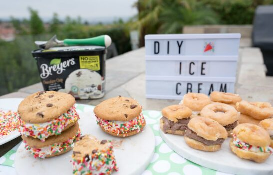 The 5-Minute (or Less) Ice Cream Sandwich Recipe