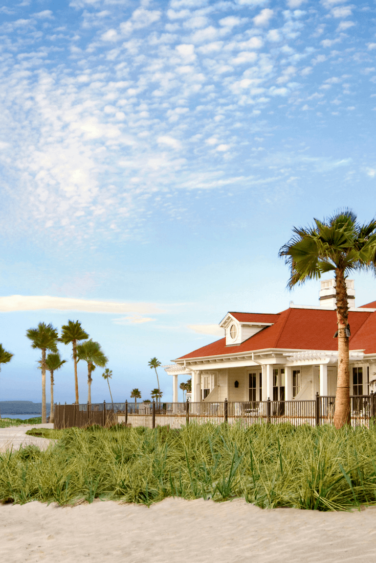 Those looking for a luxury San Diego beachfront resort experience should absolutely stay at Beach Village at The Del. Here's why.