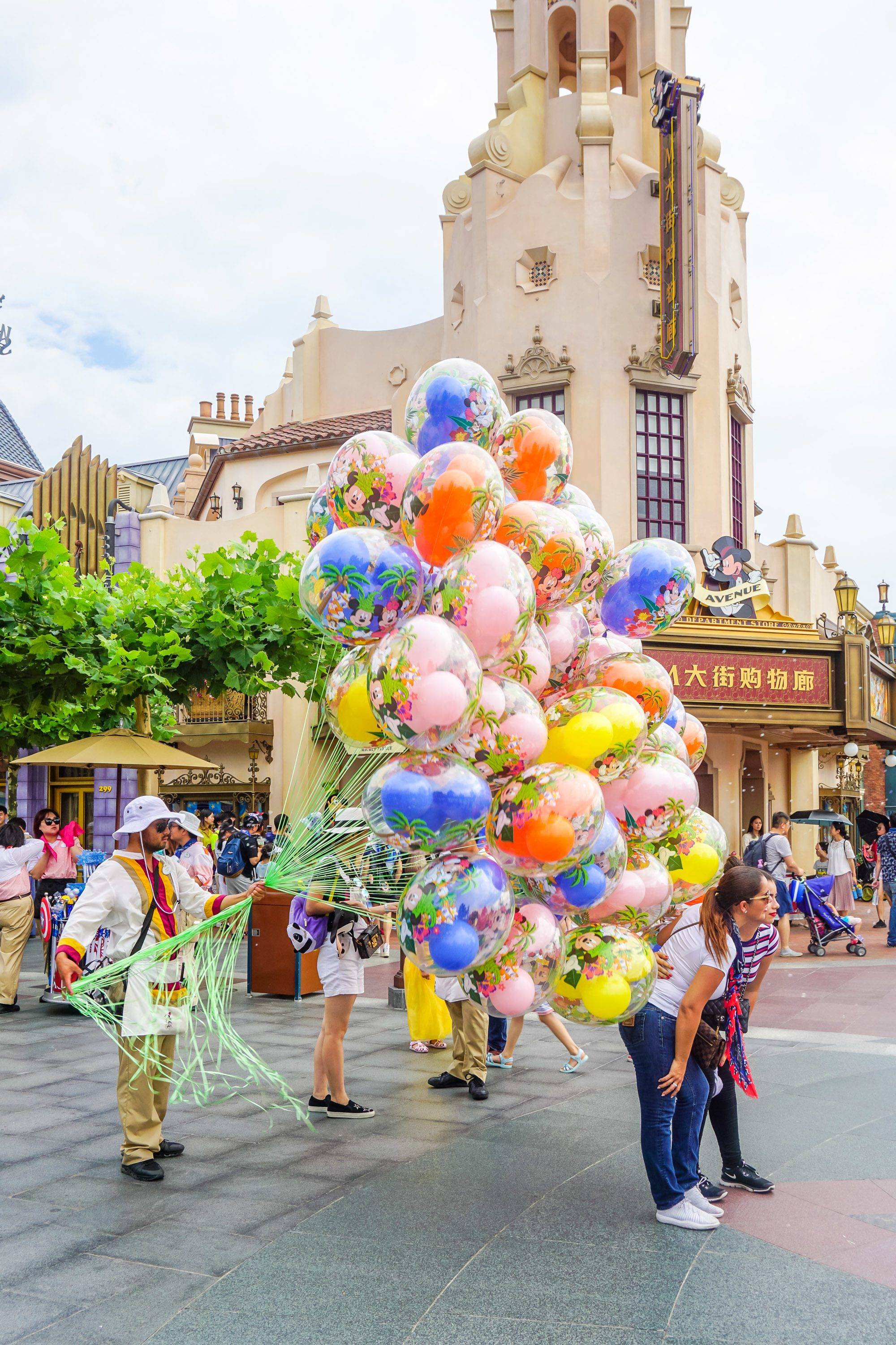 Learn the best tips for visiting Shanghai Disneyland including how to skip the lines and buy tickets (without hassle).