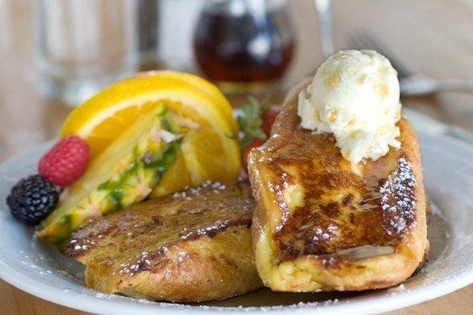 Recipe: Brockton Villa's Fabulous Coast Toast
